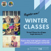Registration for L.A. County Parks and Rec Virtual Winter Classes Now Open