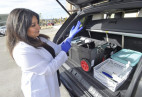 SCV Husband-and-Wife Team Open Rapid COVID-19 Testing Company