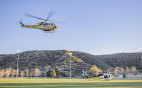 Multiple Children Airlifted to Hospital after Car Crashes into Saugus School Building