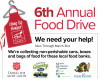 Annual Flair Cares Food Drive Underway