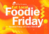 Local Businesses, Residents Encouraged to Take Part in City's New Foodie Friday