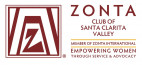 Four students receive the Zonta Young Women's Public Relations Award