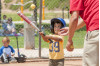 City Announces Spring Outdoor Youth Volleyball, Baseball Leagues