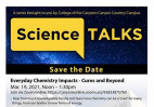 COC Canyon Country Virtual Series to Highlight Impacts of Chemistry