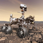 Project Scientist for Mars Perseverance Continues Caltech's Lecture Series