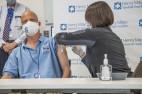 Henry Mayo Now Inoculating Educators with COVID-19 Vaccine