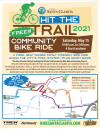 "City Hosting ""Hit the Trail"" Community Bike Ride"