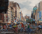 April 19: Virtual Oil Demo by Artist Alex Schaeffer
