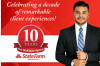 Local Insurance Agent Celebrates 10 Years of Service