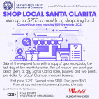 SCV Chamber's Shop Local Campaign Underway