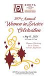 "Zonta SCV To Host 36th Annual ""Women In Service Celebration"""