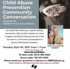 L.A. County Sheriffs to Host Child Abuse Prevention Seminar