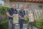 Barger Recognizes Two Santa Clarita Valley Deputies