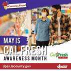 Annual CalFresh Awareness Month Underway