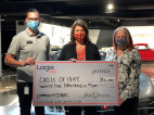 Logix's Nonprofit Foundation Shares $100,000 with Local Charities