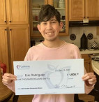 Valencia High Student Awarded California Credit Union Scholarship