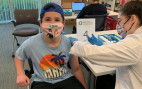 14-Year-Old First to Receive Pfizer Vaccine at Henry Mayo