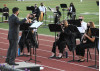 Valencia High Band and Color Guard Perform Last Live Concert of the School Year