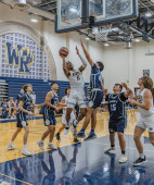 West Ranch's Cory Cofield, Andrew Meadow Earn First-Team All-League Honors