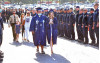 Nearly 300 Firefighters Gather at Graduation of Fallen Colleague's Daughter