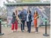 County Unveils New Wildlife Mural at Vasquez Rocks