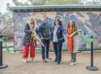 County unveils new wildlife murals at Vasquez Rocks