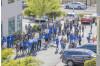 Hart Teachers Protest to Demand Pay Raise