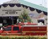 Flag Ceremony Honors Fallen Firefighter Tory Carlon