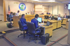 Live Audience Returns to City Council Meeting