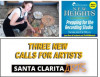 City Showcases New Art, Seeks Artists For Upcoming Exhibitions