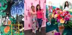 June 12: Outlets at Tejon Unveil Interactive Art Walls