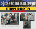 Detectives Seek Public's Help in Identifying Saugus Circle K Robbery Suspects