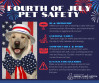 LA County Animal Control Gives Tips To Keep Pets Safe During 4th Of July