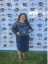 Domestic Violence Survivor, COC Paralegal Graduate Ready to Pay it Forward