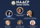 NAACP Santa Clarita Announces New Branch Elected Officers
