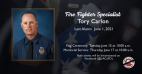 Flag Ceremony, Memorial Service Planned for Firefighter Killed in Station 81 Shooting