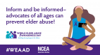 County Shares Ways to Help the Elderly During World Elder Abuse Awareness Day
