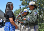 CHP Welcomes 119 New Officers 75 Weeks After Initial Cadet Training