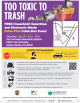 July 31: Free Drive-Thru Household Hazardous, E-Waste Roundup