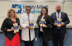 Henry Mayo And Logix Announces Continued Partnership In Palliative Care Teddy Bear Program