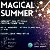 Santa Clarita Families Invited To A 'Magical Summer' Event