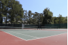 City, Hart District Partner to Offer Public Additional Access to Tennis Courts