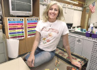 Canyon High Teacher está de regreso después de un trasplante de corazón y riñón