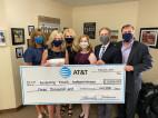 Welk, AT&T reconocen el programa SCV sin fines de lucro para padres adoptivos