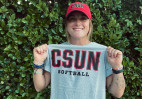 CSUN Softbol firma la transferencia de graduados Kennedy Sorensen