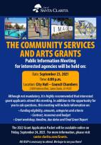 City Invites Non-Profits To Informational Meeting On Non-Profit Grant