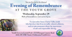 Community Invited to Annual Evening of Remembrance