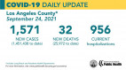 Friday COVID-19 Roundup: County Announces Pfizer Booster Available to Eligible Residents; 35,524 Total SCV Cases