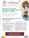 LifeForward Virtual Workshop to Focus on Recognizing Behaviors That Lead to Sexual Assault