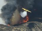 100-Acre Fire Closes I-5 Ramps at Vista del Lago, 0% Contained